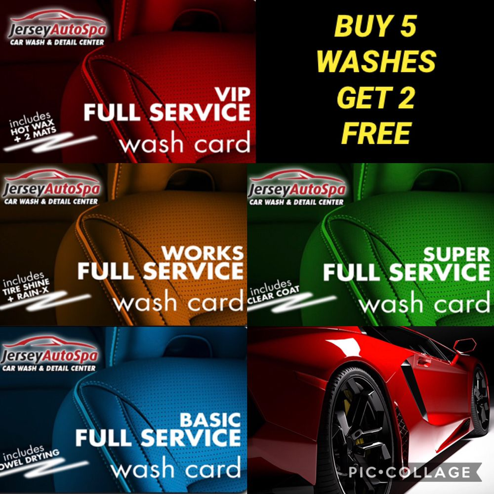 Jersey Auto Spa Car Wash & Detail Center: 684 Joline Ave, Long Branch, NJ