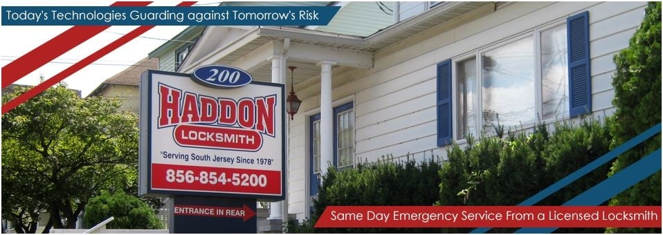 Haddon Locksmith: 200 White Horse Pike, Oaklyn, NJ