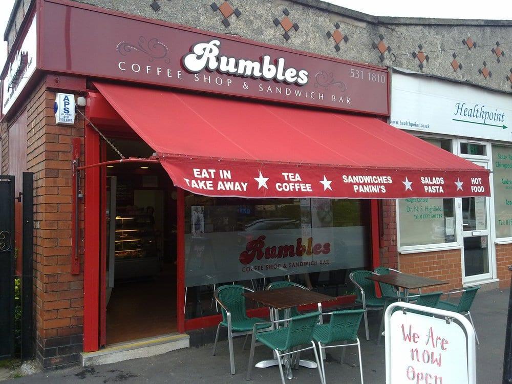 Rumbles Coffee Shop & Sandwich Bar