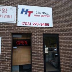 Central Auto Service Repair 3156 E Spring St Fairfax Va Phone Number Yelp