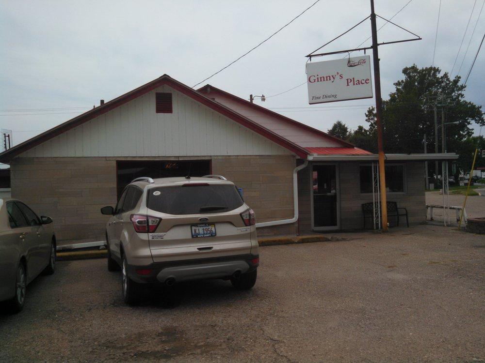 Ginny's Place: 1216 E Main St, Carmi, IL