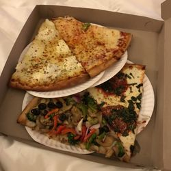 P O Of 5 Boroughs Pizza New York Ny United States Take Out