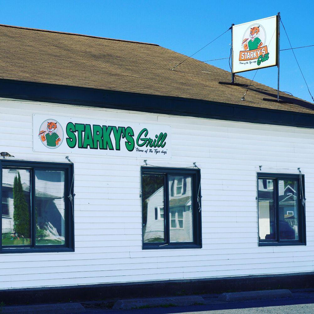 Starky's Grill: 3515 Burgoyne Ave, Hudson Falls, NY