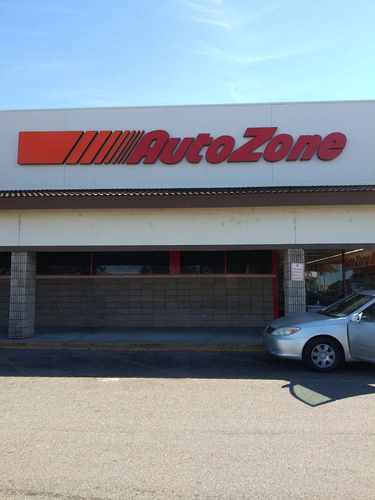AutoZone Auto Parts: 5715 N Edgewater Dr, Orlando, FL