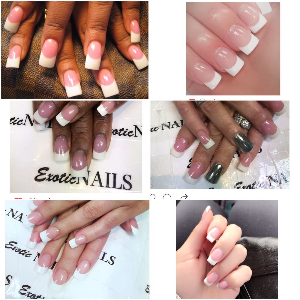 Exotic Nail Salon - 141 Photos & 29 Reviews - Nail Salons - 456 ...