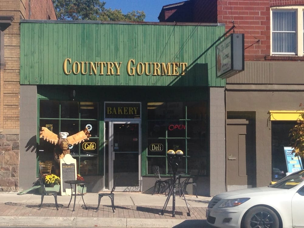 The Country Gourmet
