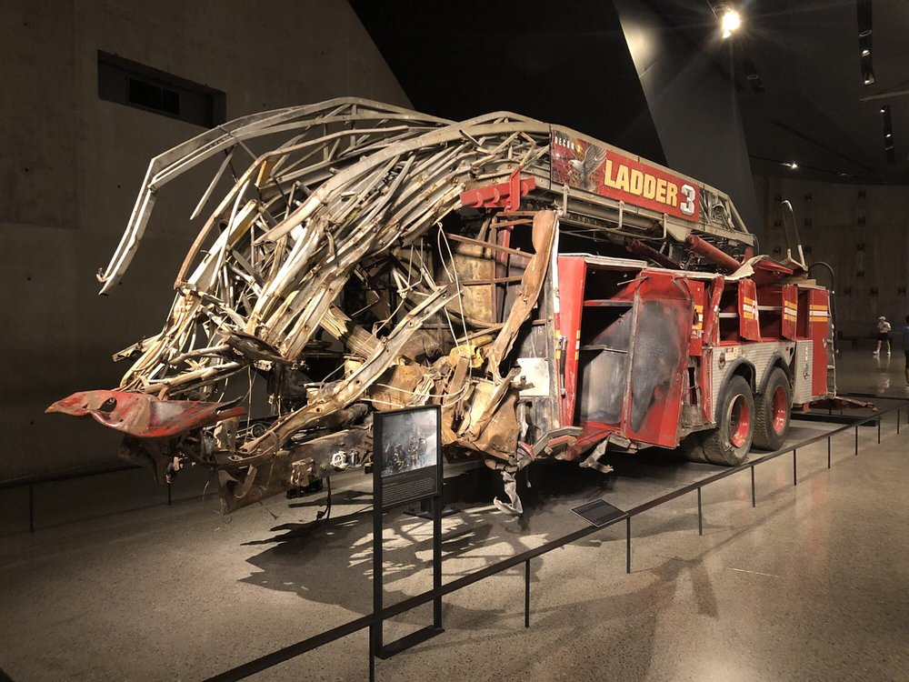 9/11 Tribute Museum: 92 Greenwich St, New York, NY