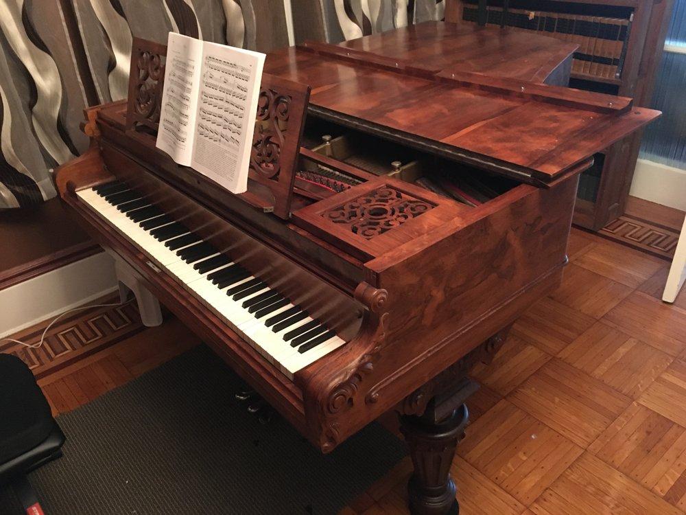 Jason Kronick Piano Service