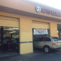 Md automotive 19 reviews garages 1466 e foothill for Garage md auto