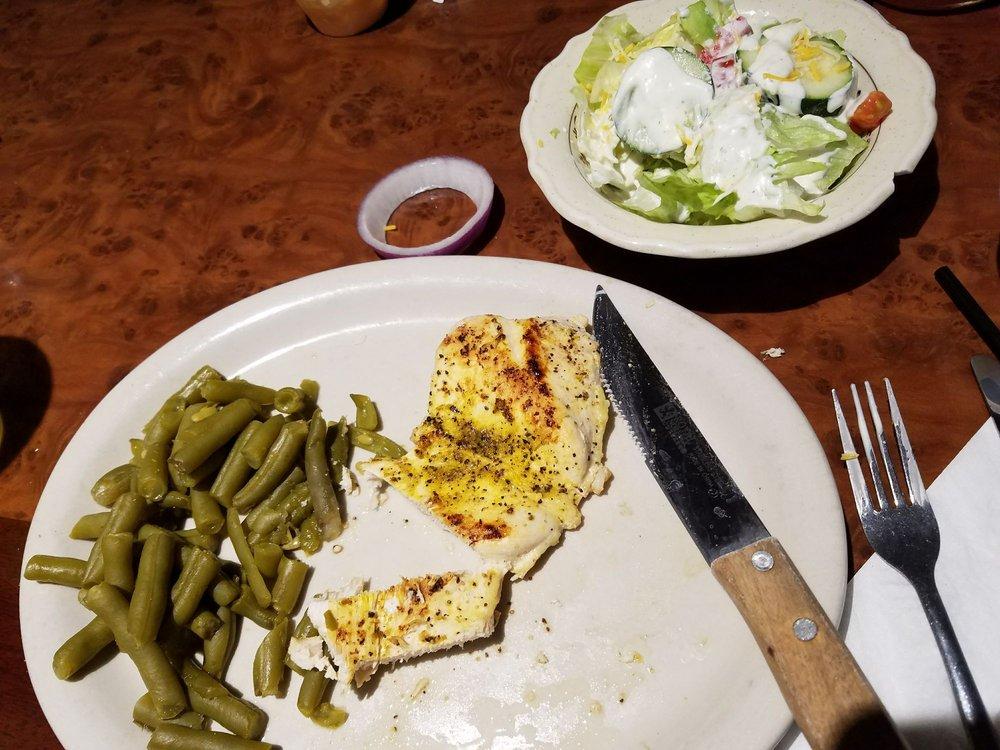 Sagebrush Cafe: 2003 W Dickinson Blvd, Fort Stockton, TX