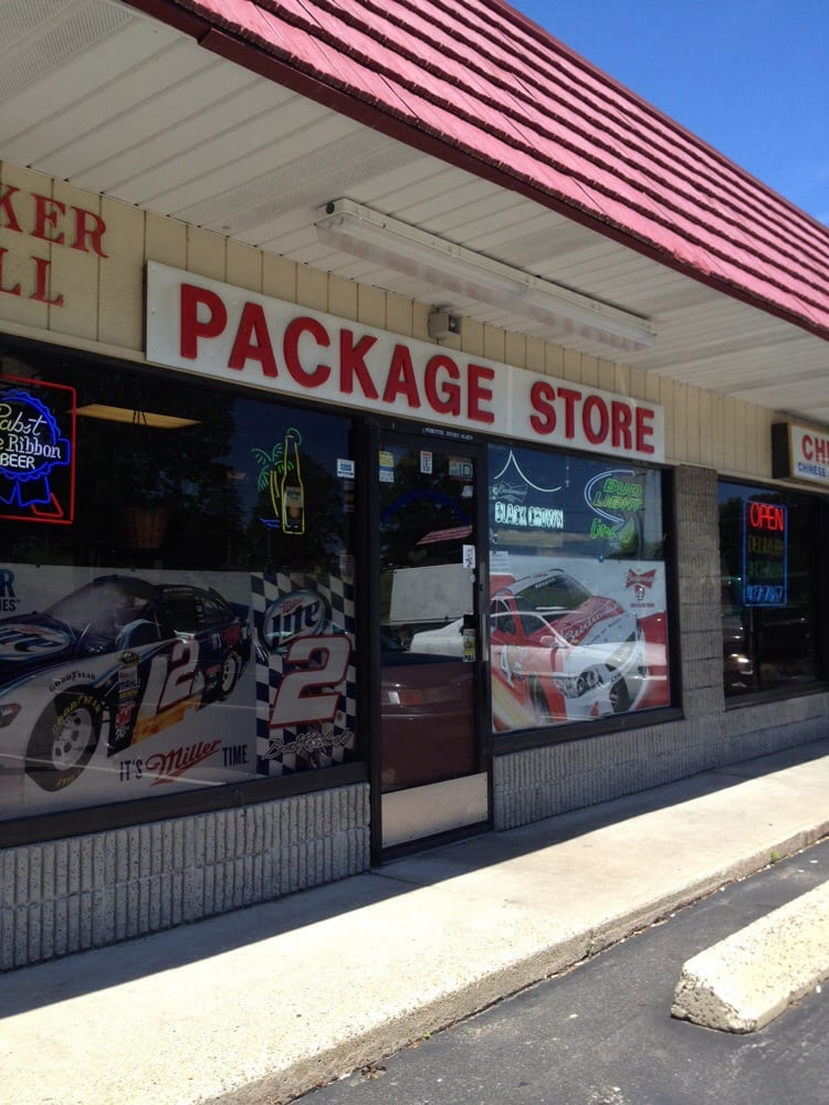 Quaker Hill Package Store: 30 Norwich Rd, Quaker Hill, CT