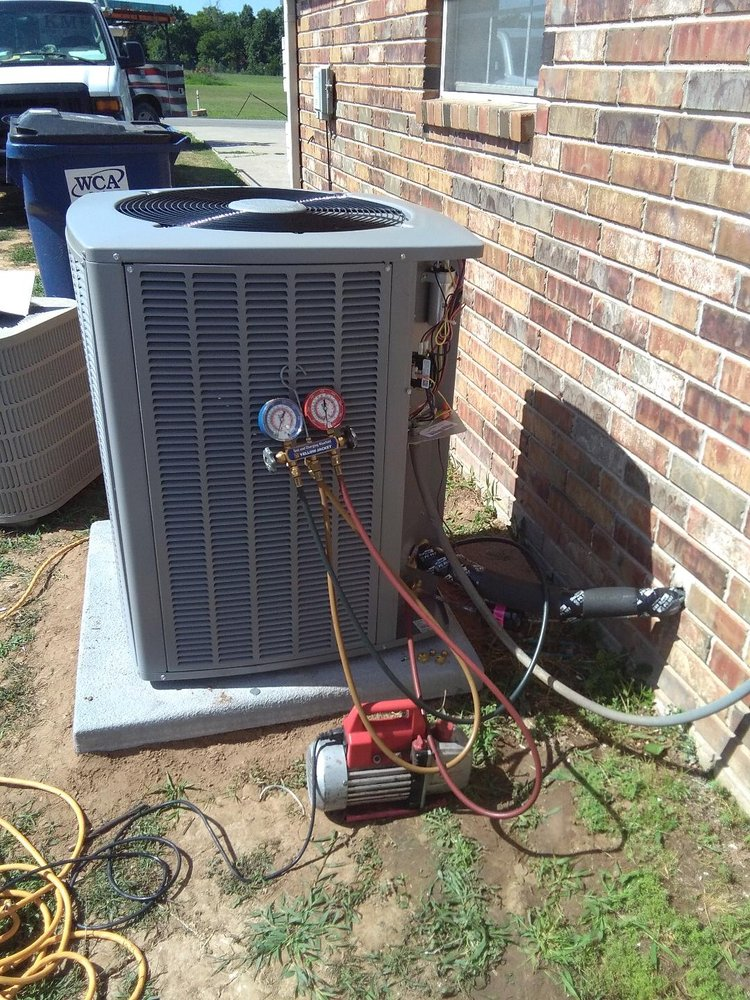Crider's Heat and Air: 131 Beccon Rd, Shawnee, OK