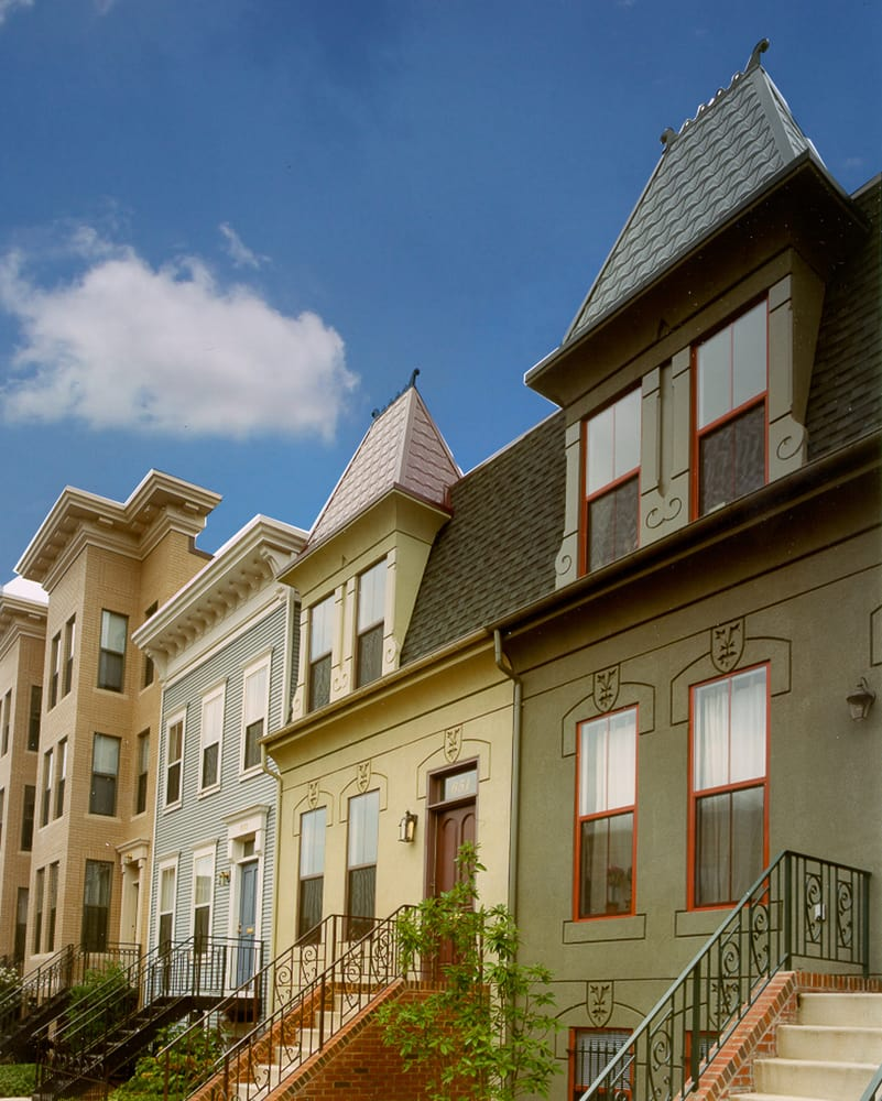 Townhomes On Capitol Hill