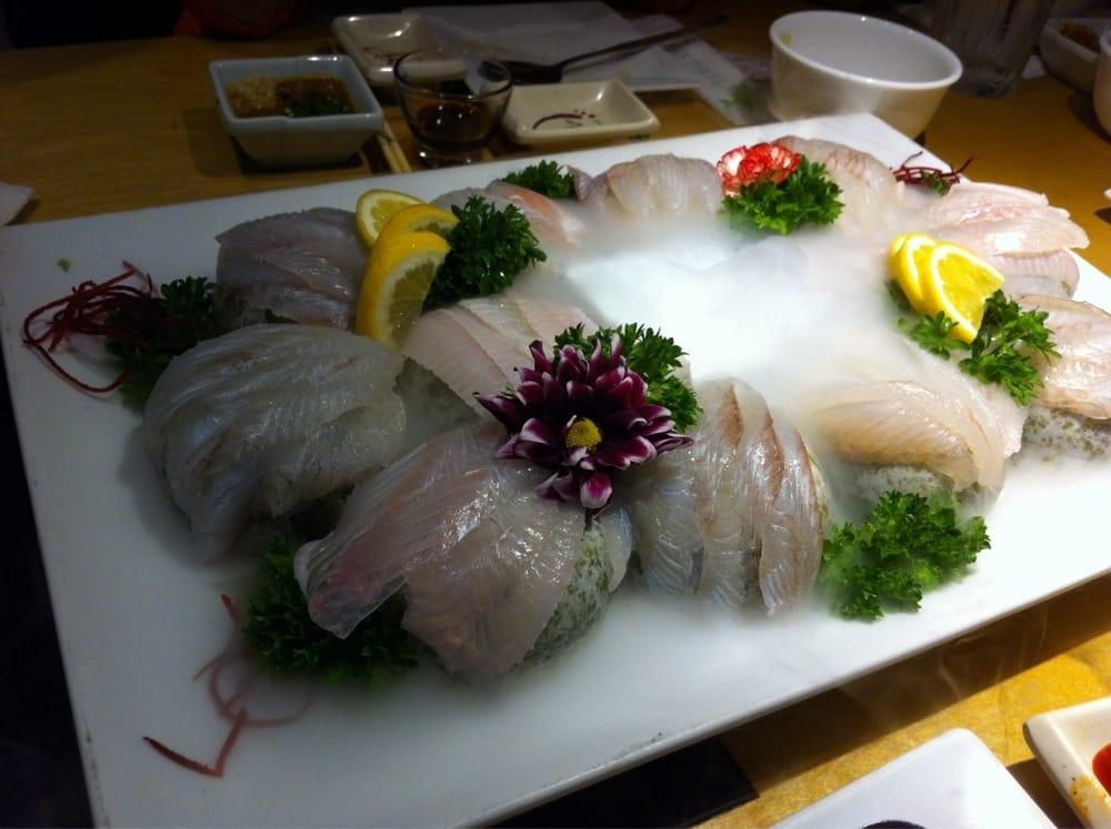 fluke sashimi - photo #27