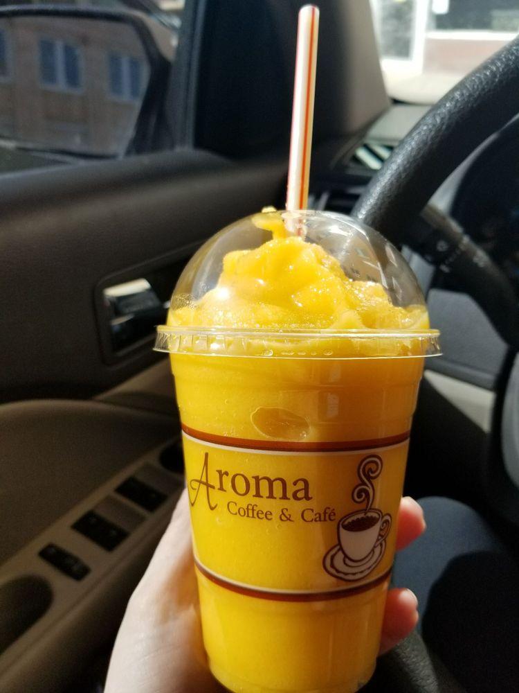 Aroma: 110 3rd St SW, Huron, SD