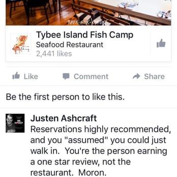 Seafood Tybee Island Restaurant