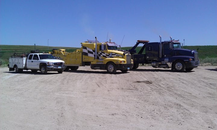 Red Top Recovery Service: 4080 Sunny Pl S, Mandan, ND