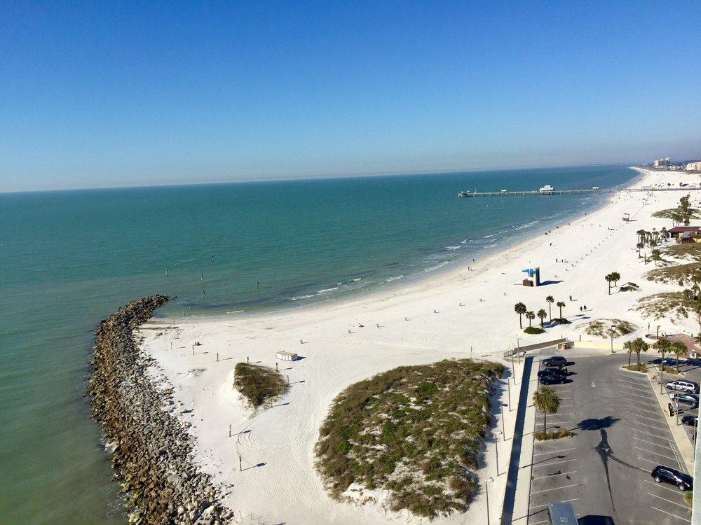 Opal Sands Resort: 430 S Gulfview Blvd, Clearwater Beach, FL