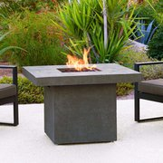 Faux Concrete Fire Photo Of Patioworld San Carlos Ca United States