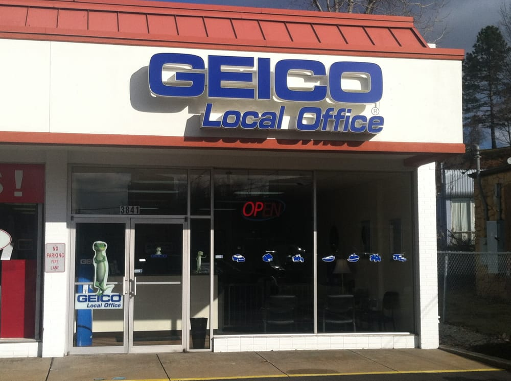 GEICO Local Office - Get Quote - Insurance - 3841 William ...