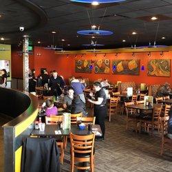 Photo Of Huhot Mongolian Grill Shawnee Ks United States Dining Room