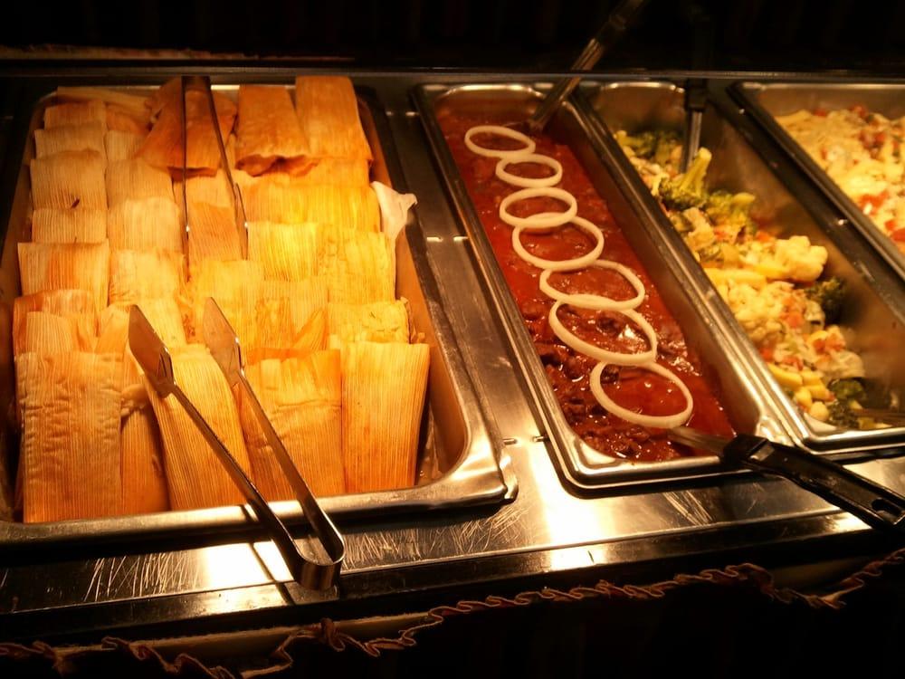 Resultado de imagen para buffet de tamales