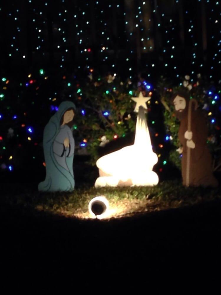 Christmas Lights Near Me