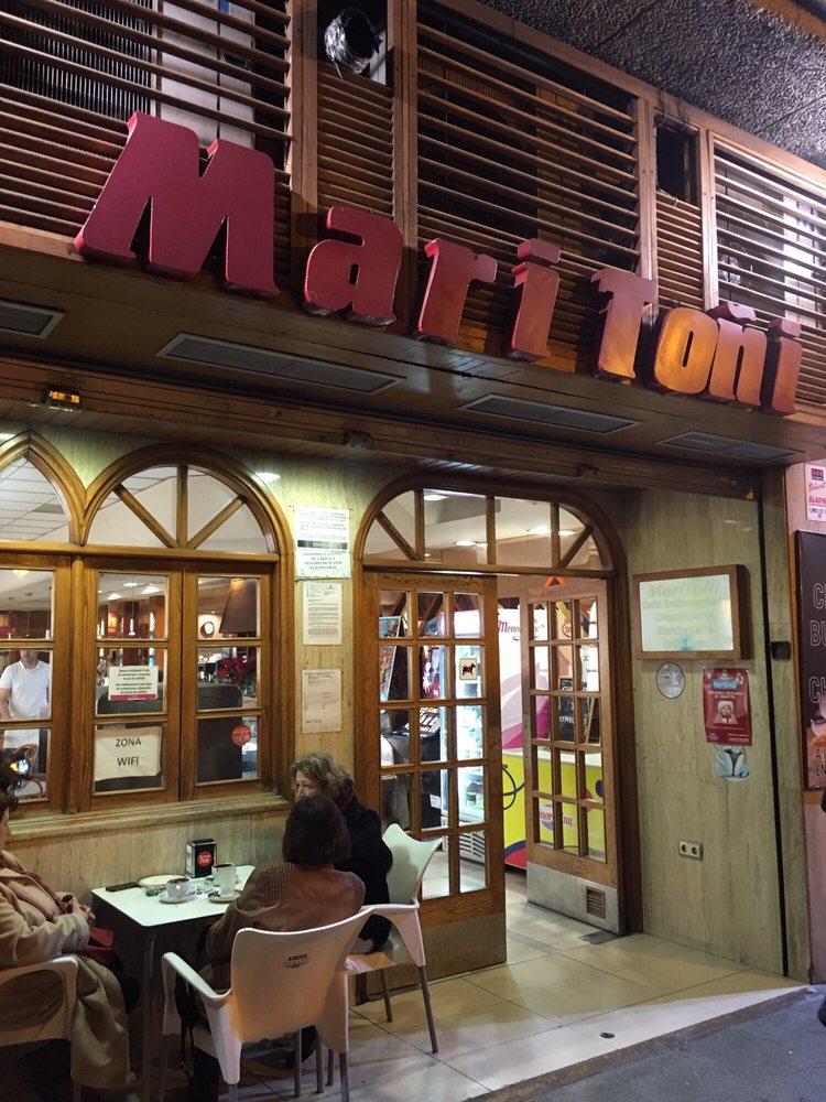Mari Toñi - 15 fotos y 12 reseñas - Café y té - Carrer de Alboraya ...
