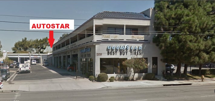 Autostar is located behind best buy tires yelp for Mercedes benz mechanics near me