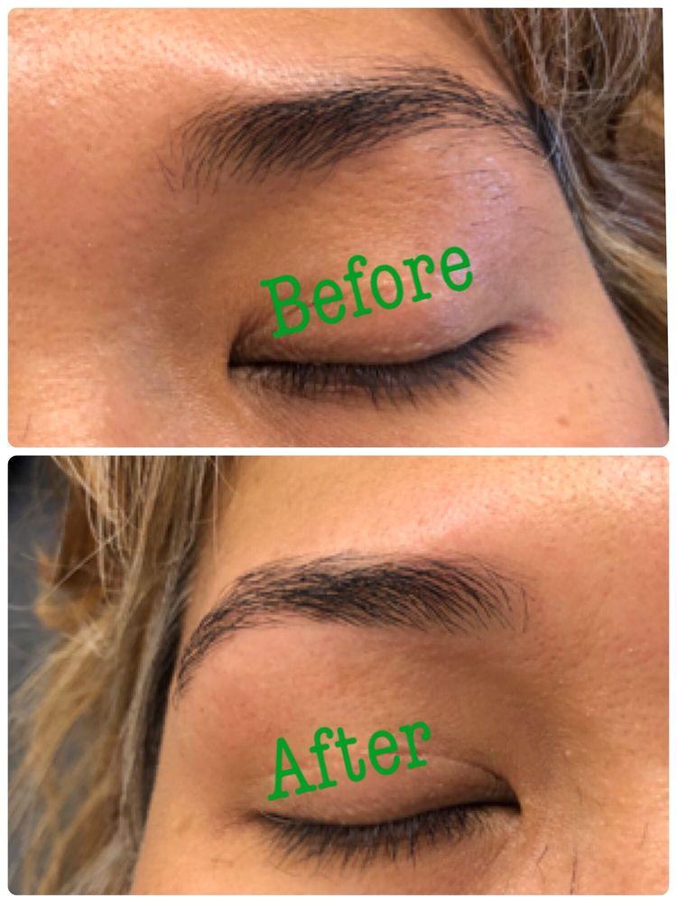 Eyebrow Threading Center: 477 Entrada Dr, Novato, CA