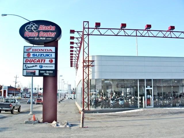 Alaska Cycle Center