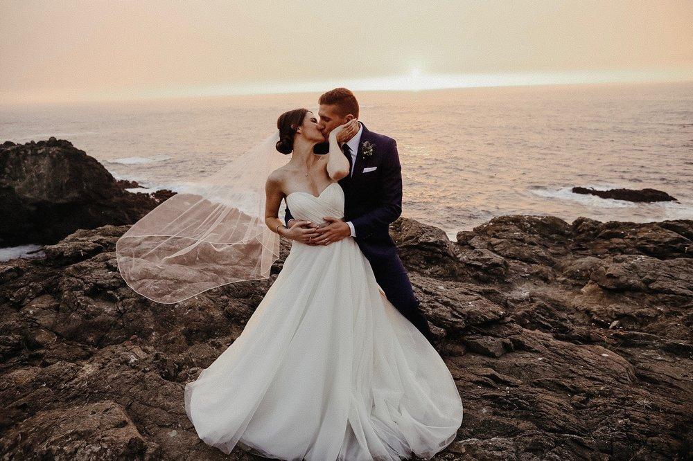 Zoe Braga Wedding & Event Coordinating: Mendocino, CA