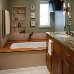 Photo Of Innovative Interior Design   Baltimore, MD, United States. This  New Bathroom