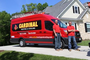 Cardinal Heating & Air Conditioning: 16W273, Willowbrook, IL
