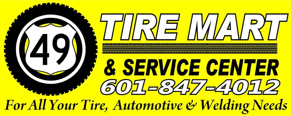 49 Tire Mart: 3338 Simpson Hwy 49, Mendenhall, MS
