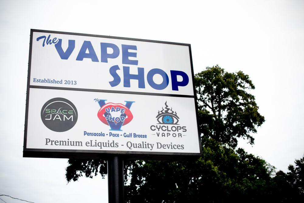 The Vape Shop of Pensacola: 111 Beverly Pkwy, Pensacola, FL