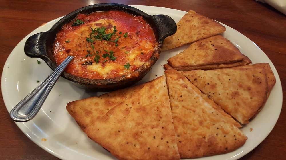 Italian Five Cheese Skillet In That Skillet Is Some Yummy