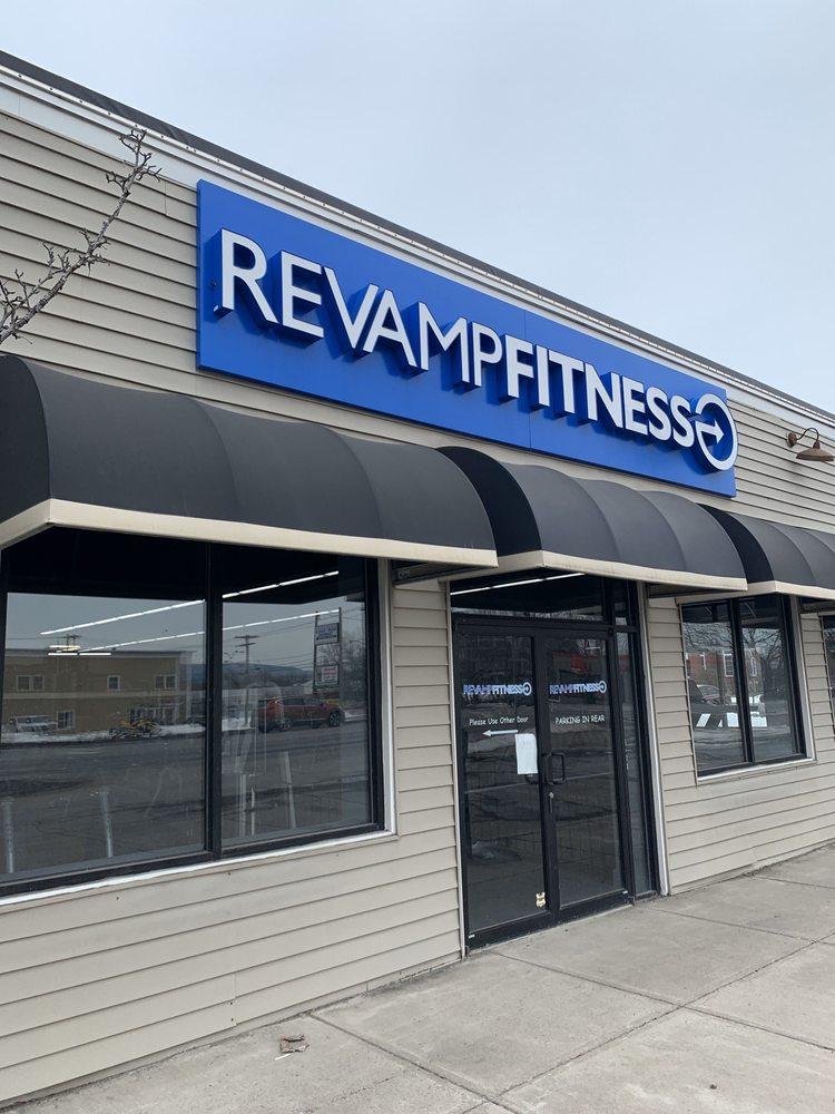 Revamp Fitness: 131 E Albany St, Herkimer, NY