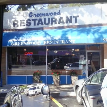 Photo Of Greenwood Restaurant Glenview Il United States Blink And You
