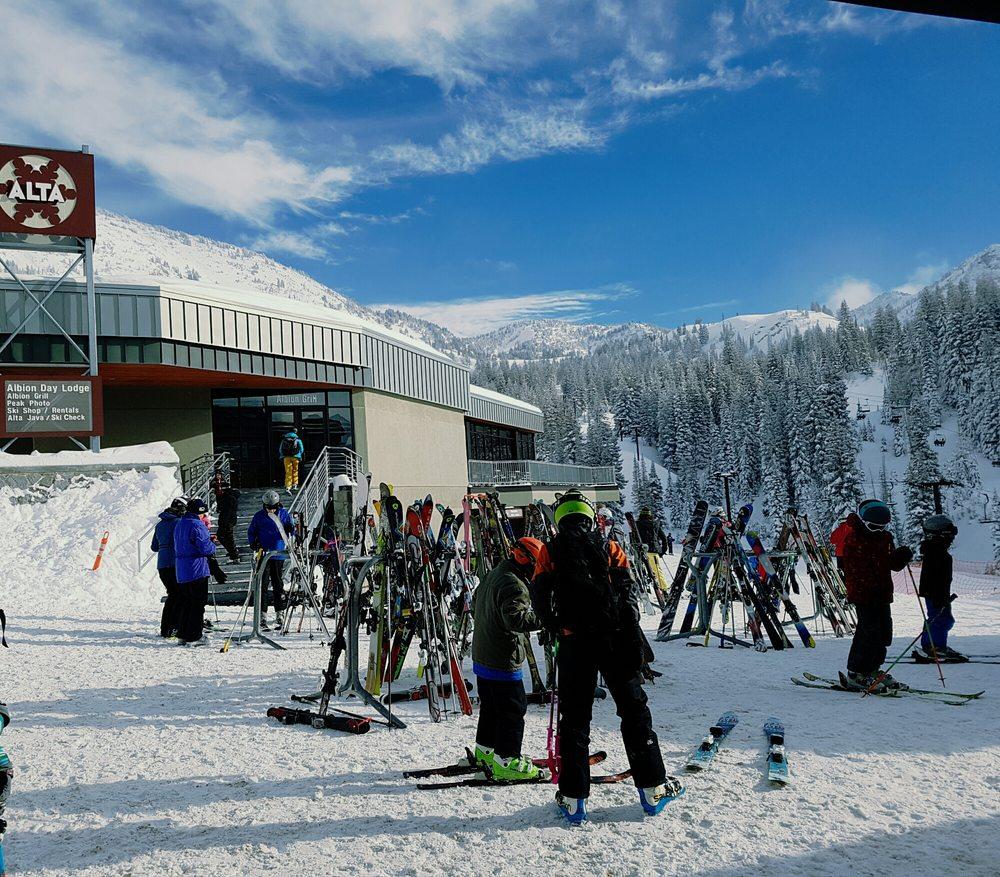 Alta Ski Area: Hwy 210, Alta, UT
