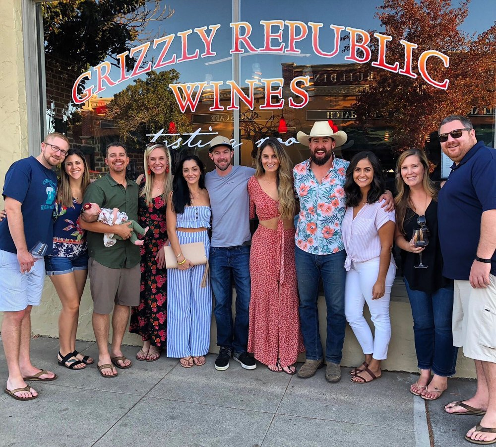 Grizzly Republic Wines