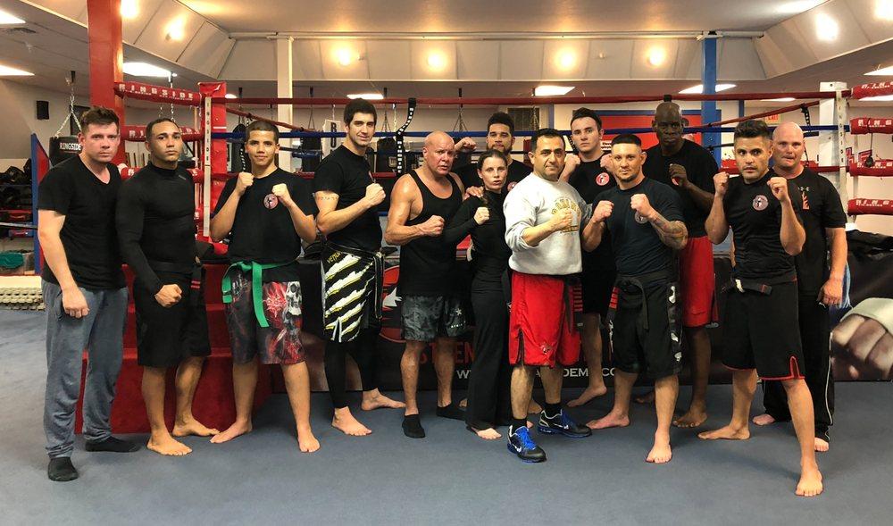 Amir Academy of Martial Art: 2700 22nd St N, Saint Petersburg, FL