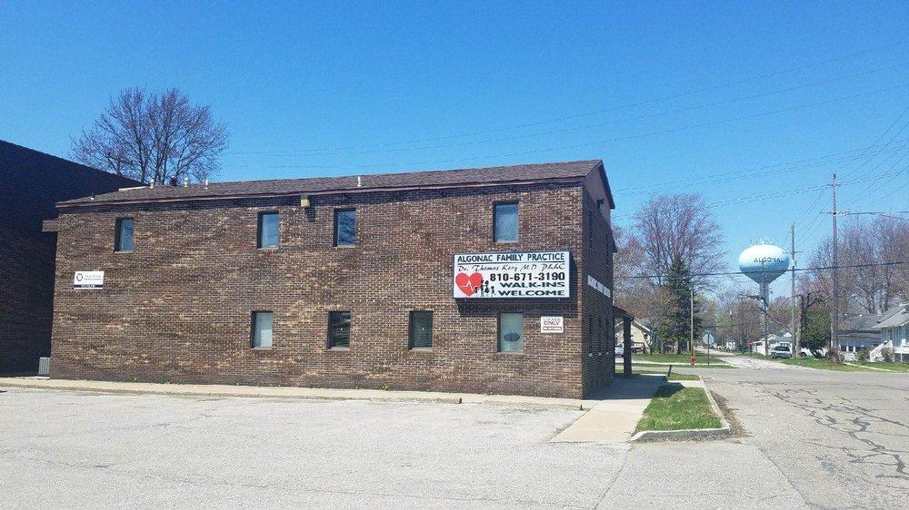 FYZICAL Therapy & Balance Centers: 329 Columbia St, Algonac, MI