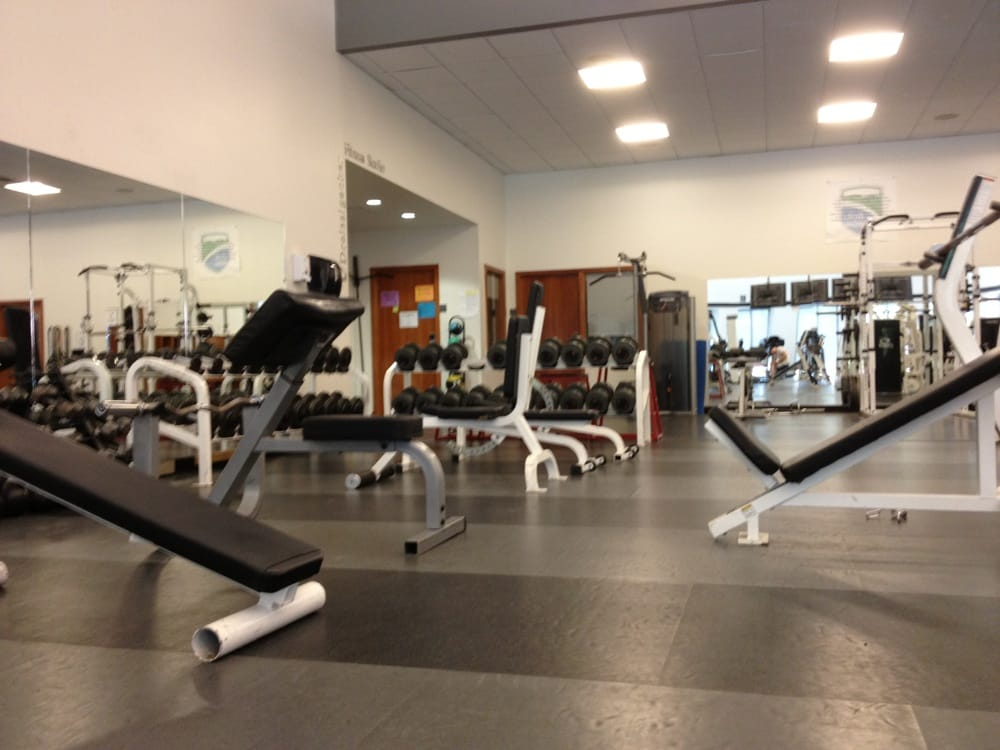 Champlain college fitness center gimnasios 262 s for Gimnasio vermont