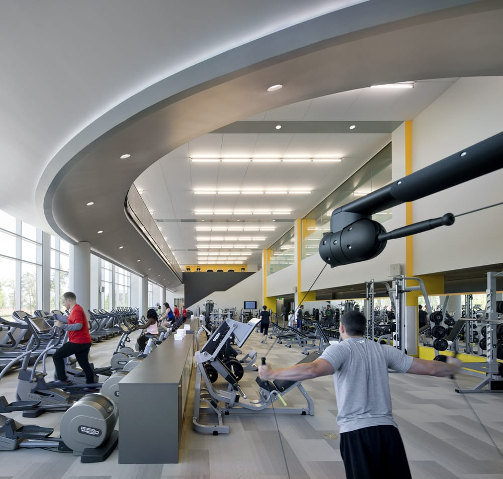 Fitness Equipment Maintenance Near Me: Great Equipment And Three Floors Of Space!