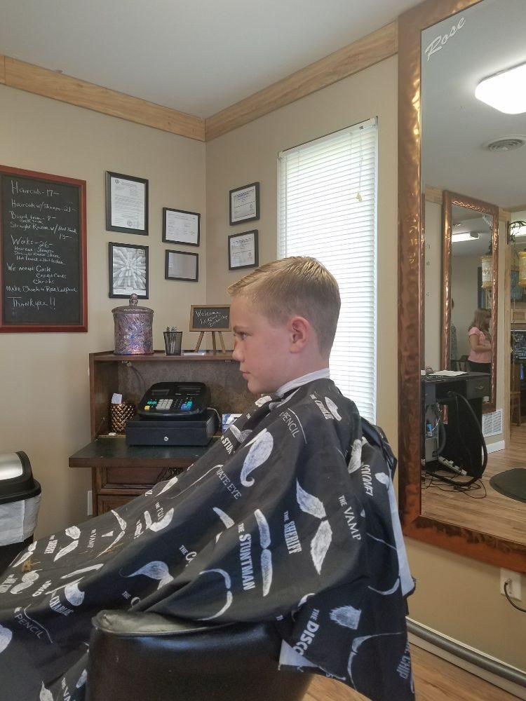 Ledfords Barbershop: 130 Brenham Dr NW, Cleveland, TN