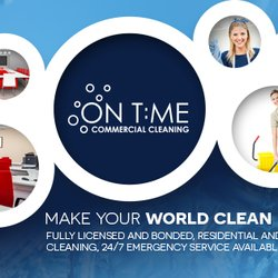 Attractive Photo Of On Time Commercial Cleaning   San Diego, CA, United States