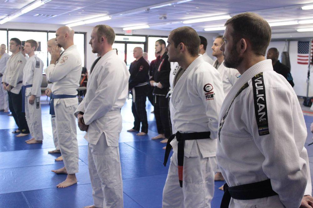 Texarkana Brazilian Jiu Jitsu: 4025 N Stateline Ave, Texarkana, TX