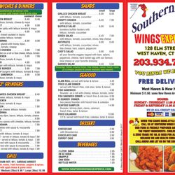 Southern Wings Express 26 Beiträge Chicken Wings 128 Elm St