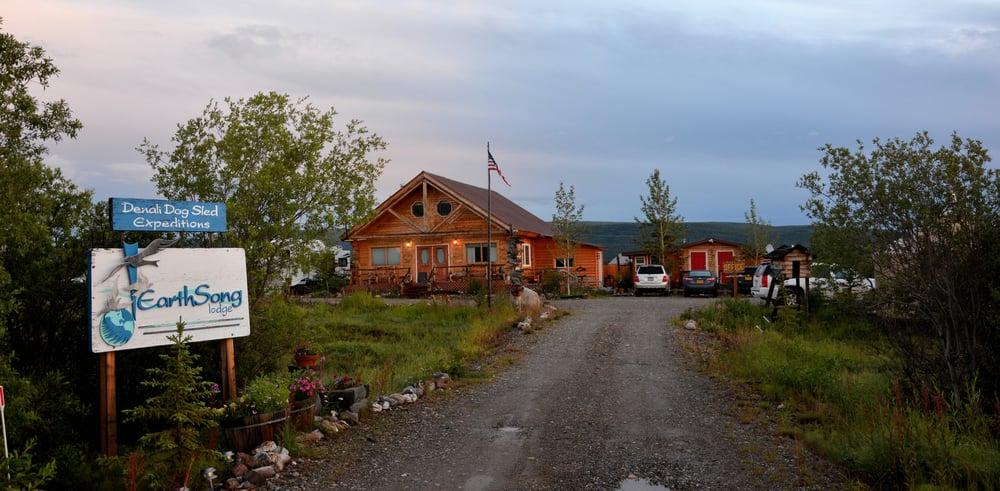 Earthsong Lodge accommodation